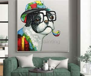 abstract art, pop art, and extra large wall art image