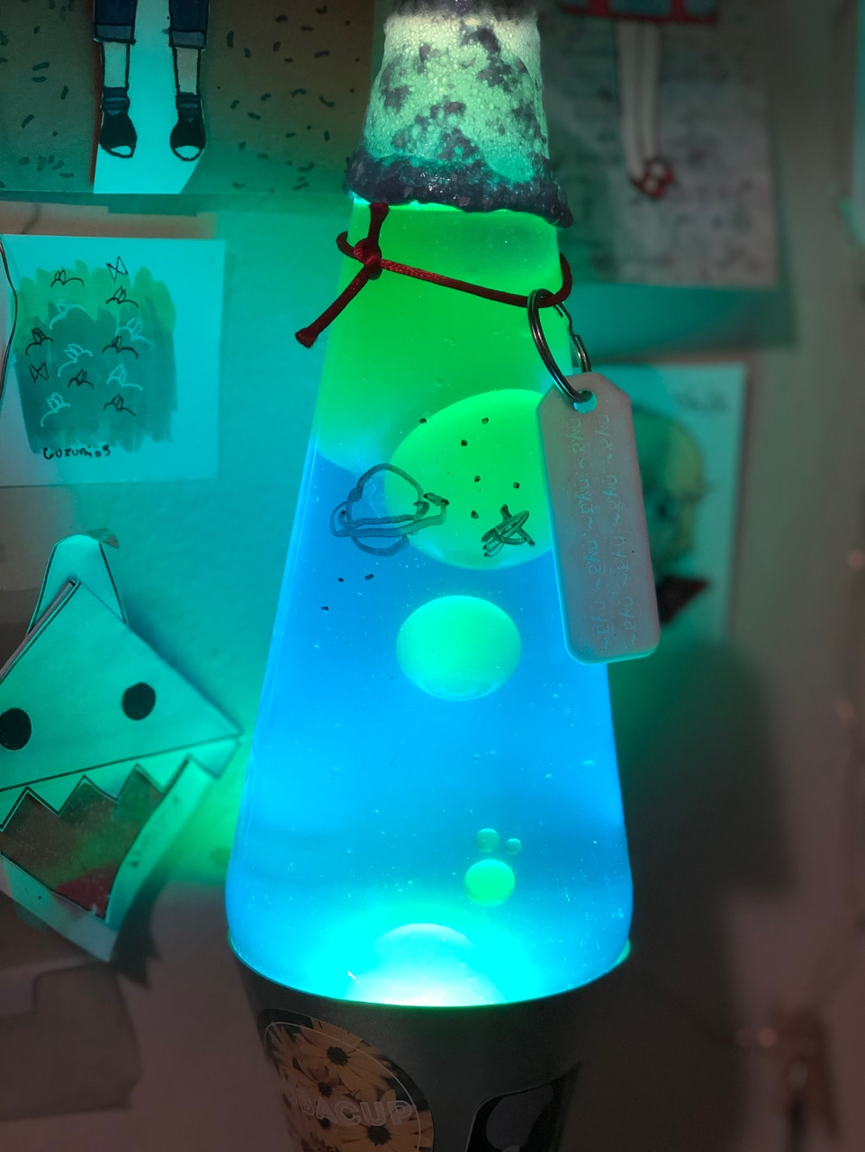 Picture of: Lava Lamp Discovered By Hanazukifurby On We Heart It