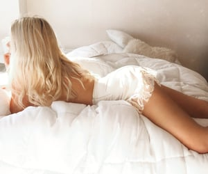 blonde, deep, and dreams image