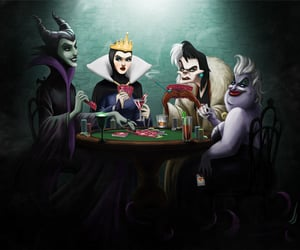 disney, villain, and bad image