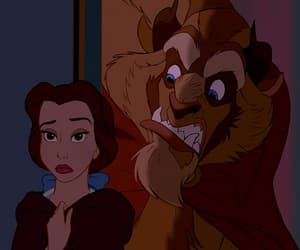 beauty and the beast and disney image