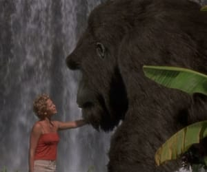 1990s, giant, and gorilla image