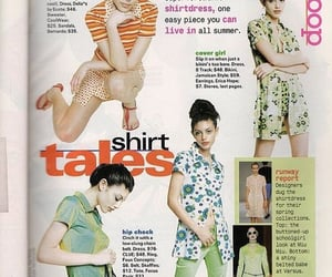 90s, fashion, and y2k image