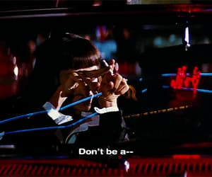 classy, pulp fiction, and gif image