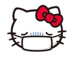 adorable, sanrio, and cute image