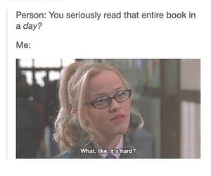bibliophile, books, and Elle image