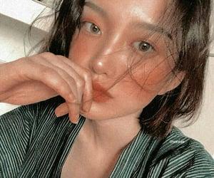 asian, theme, and ulzzang girl image