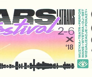 festival, ars, and retrowave image