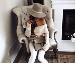 aesthetic, autumn, and fashion image