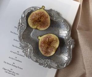 elegance, elegant, and figs image