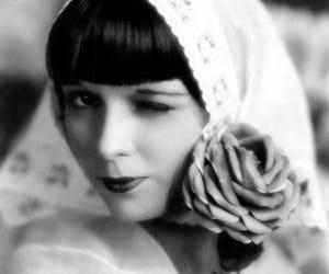 fashion, monochrome, and vintage image