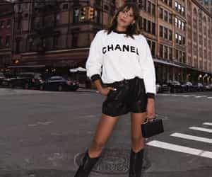 blogger, chanel, and outfit image