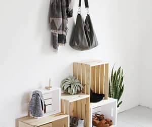 diy, organizing, and shoe rack image