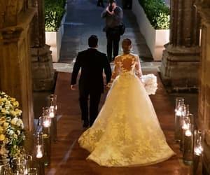 bride, boda, and fancy image