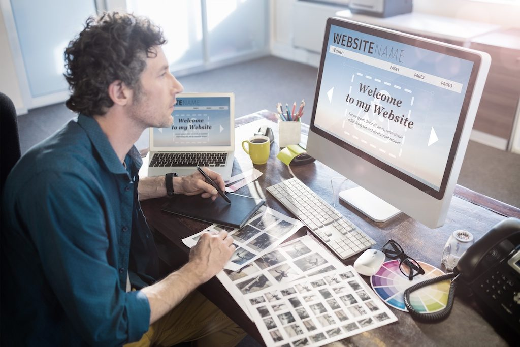 article and business image