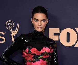 emmys, kendall jenner, and model image