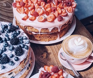 aesthetic, food lover, and bakery image