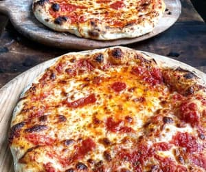 cibo, food, and pizza image