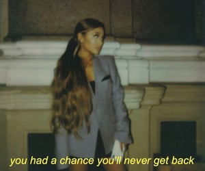 ariana grande, you'll never know, and ariana grande quotes image