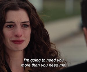 love, sad, and movie image