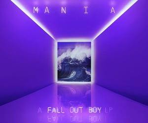 album, music, and fall out boy image