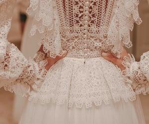 bridal, bride, and designer image