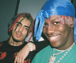 lil pump and lil yachty image