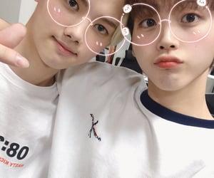 kpop, minhee, and kang minhee image