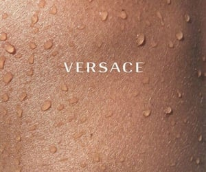 Versace, fashion, and skin image