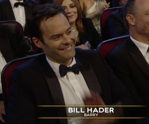 actor, barry, and Bill Hader image