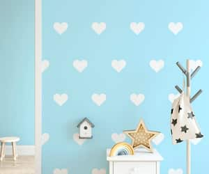etsy, nursery wall decal, and wall decal bedroom image