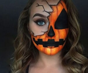 Halloween and make-up image