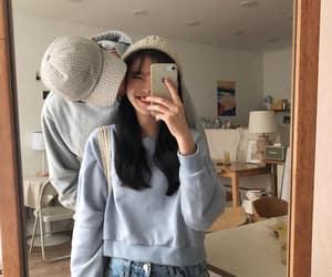 ulzzang, tumblr, and couple korean image