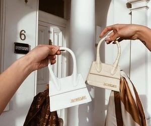 bag and brand image
