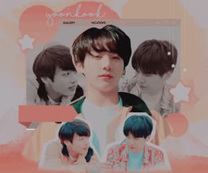 edit, bangtan sonyeondan, and jungkook edit image