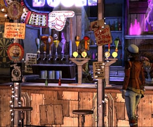 alcohol, bar, and colorful image