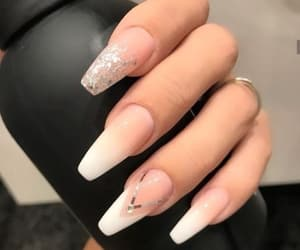 nails, girly, and ideas image