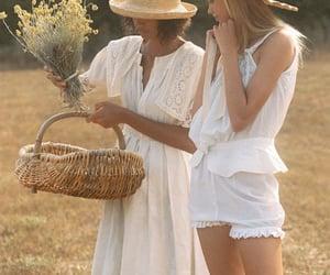 basket, beautiful, and fashion image