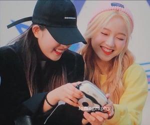 gowon, olivia hye, and loona image