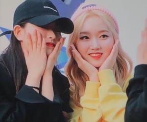 loona, gowon, and olivia hye image