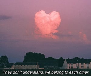 aesthetic, heart, and pink image