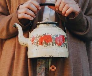tea, vintage, and aesthetic image