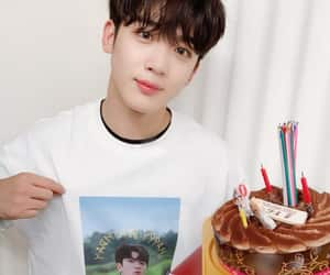 x1, kim yohan, and son dongpyo image