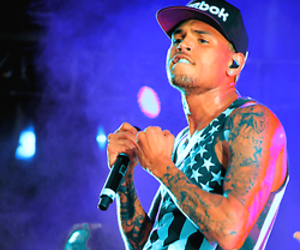 chris brown, breezy, and Hot image