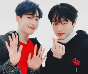 gif, cho seungyoun, and han seungwoo image