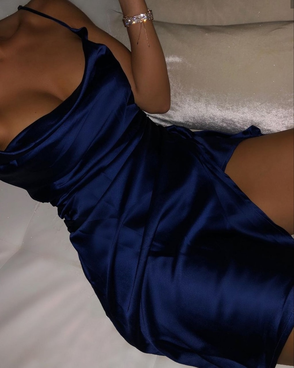 article, dresses, and blue image