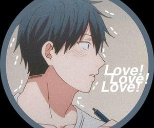 aesthetic, boy, and anime boy image