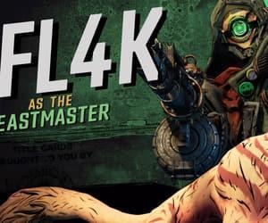 beast, fl4k, and creature image
