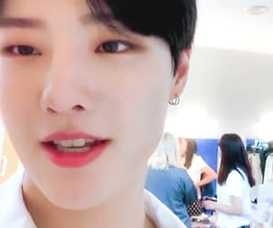 gif, han seungwoo, and song hyeongjun image