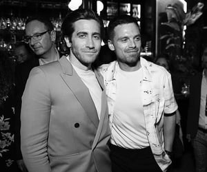jake gyllenhaal and sebastian stan image